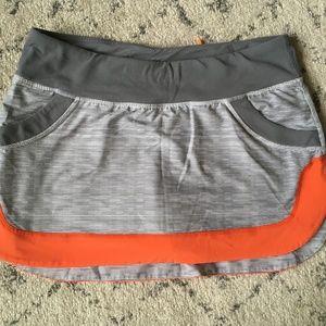 Lululemon run skirt